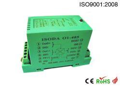 RS485/232 numérique à analogique signal 4-20 mA. Module d'acquisition de données (ISO DA-O-232-485)
