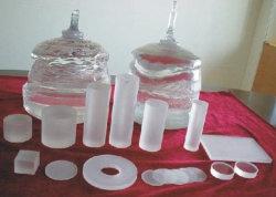 Einzelner Kristall-Saphir
