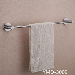 Spoor van de Handdoek van het Roestvrij staal van het Spoor van de Handdoek van de badkamers het Bijkomende Dubbele Enige (3010)