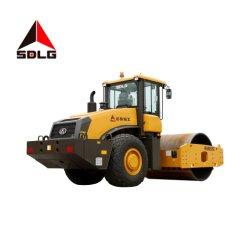 Sdlg RS8220 22t высокая эффективность Механические узлы и агрегаты Single-Drum Вибрационный дорожный дороги ролик с полным пресса гидравлическая система рулевого управления