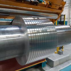 Bande en acier galvanisé à bande étroite de cerclage de bandes de coin