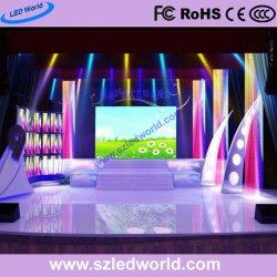 RGBの屋内/屋外のビデオ壁P5 LED表示パネルスクリーン