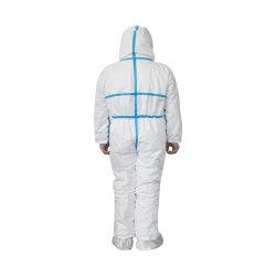 مسيكة مضادّة عمل لباس أمان [نونووون] بناء يلبّي حماية مستهلكة طبيّة عمليّة عزل جسم [بّ] واقية ميدعة لباس عمليّة عزل دعوى