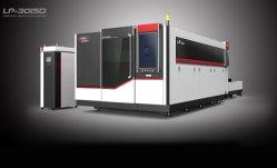 2000W 3000W 4000W 6000W CNC-Faser-Laser-Ausschnitt-Maschine für Ausschnitt-Metall, Edelstahl-Laser-Scherblock-Preis für Verkauf