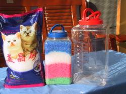 실리카 젤 고양이 배설용상자를 위한 건강 표시기