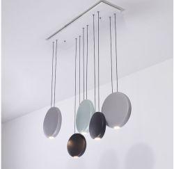 유일한 현대 에너지 절약 점화 둥근 LED 아크릴 펀던트 빛