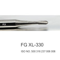Carbide Bur Fabricantes Broca Cirúrgica Dental FG Cortador XL-330