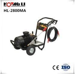 Strumento industriale resistente ad alta pressione elettrico di pulizia della rondella 1440rpm (HL-2800mA)