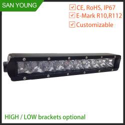 Barre de LED allume la LED pour voitures de la barre de feux de conduite hors route voiture conduite hors route barre lumineuse à LED Offroad