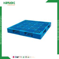中国Heatyの義務の安い価格パレット製造業者は積載量を販売のための使用されたプラスチックパレットをリサイクルさせる