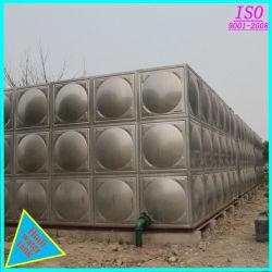 Venda a quente de aço inoxidável preço do tanque de água de aquecimento do molde