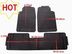 3PCS PVC alfombras de coche