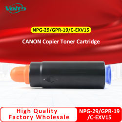 جديد Premium NPG 29 NPG 29 G-29 GPR 19 GPR-19 خرطوشة مسحوق الحبر C-Exv15 Exv15 Exv-15 ناسخة للأشعة تحت الحمراء الرقمية من Canon 7105 7086 7095