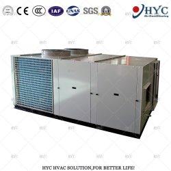 50Hz/60Hz Industriel / Portable / Commercial Dx emballés sur le toit de l'unité de refroidissement libre de la climatisation