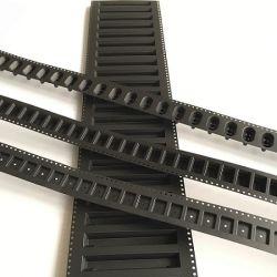 SMDのコンポーネントのための8mm-104mm浮彫りにされたキャリアテープ