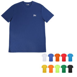 Kundenspezifisches Firmenzeichen-Mann-billig Leerzeichen-Sports fördernde Geschenk Dryfit Baumwolle t-Stück-Hemd