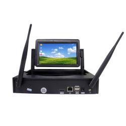 7 인치 TFT LCD CCTV 사진기 HD-SDI LCD 시험 모니터