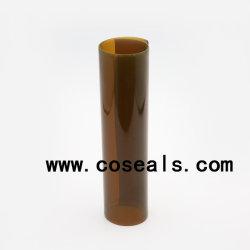 몰취미한 연질 유리 방수 내유성 투명한 플라스틱 테이블 피복 결정 격판덮개