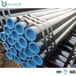 Tubos sem soldadura/óleo/gás soldadas de aço carbono linha/tubo de alumínio de serviços para campos petrolíferos com API 5L