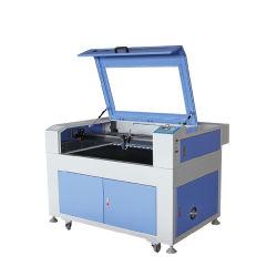 9060 Laser-Gravierfräsmaschine mit CO2 Glasgefäß