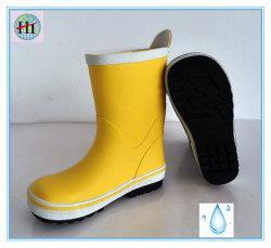 Различные цвета детские резиновые сапоги дождя, детской резиновый чехол, Новая мода резиновые сапоги дождя, Дети дождя ботинки