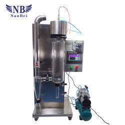 Essiccatore di spruzzo di prezzi del laboratorio di vuoto del rifornimento di fabbricazione mini con Ce