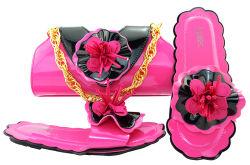 Мода Леди обувь соответствующий пакет для повседневного использования