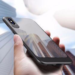 2 in 1 Luxuxfreiem Shockproof Handy-Acrylsauerfall für iPhone X