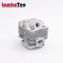 26cc グラストリマー用の Lambotec CG260 ブラシカッターシリンダフィット スペアパーツ 34mm 1e34f シリンダ