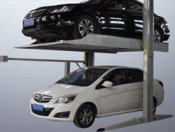 Домашняя гараж простая система 2 Автомобильный подъемник