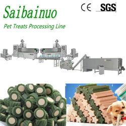 Animais de estimação Sólidos macios trata de plantas da máquina de processamento