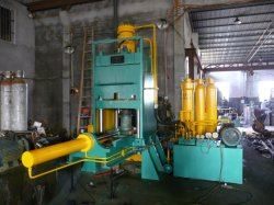 Zjxs-125T-K технической давление вертикальный станок литье под давлением