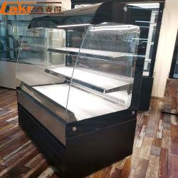 ケーキの立場の表示ケーキの表示冷却装置速い冷却のケーキの表示冷却装置キャビネット