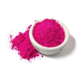 Красный фиолетовый тонкой порошок неоновыми Флуоресцентный краситель для покрытия
