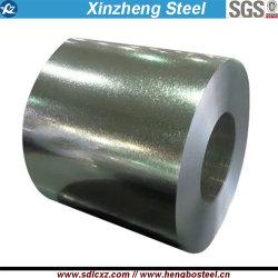 Dx51dの熱い浸された電流を通された鋼鉄コイルの常連のスパンコール
