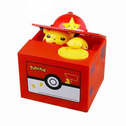 De Bank van het Geld van Pikachu van het beeldverhaal voor de Gift van Jonge geitjes