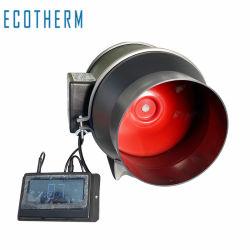 جهاز استشعار ذكي لمروحة الحرارة القابلة للبيع دون أي حرارة استرداد الحرارة 6 بوصات مروحة التهوية مروحة العادم مروحة أنبوب العادم الداخلية