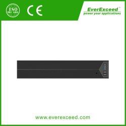 4-CH 4.0MP H. 265 NVR Enregistreur vidéo réseau