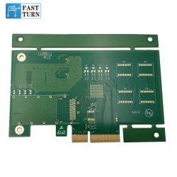 Multilayer Gouden PCB van de Vinger met Materiaal Megtron