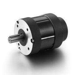 80mm de alta velocidad de 48V DC sin escobillas de alto par motor para equipos médicos, el sector de automoción