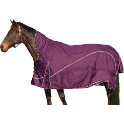 Caballo alfombras desvío estándar de 600d participación caballo caballo alfombra de hojas de ejercicios