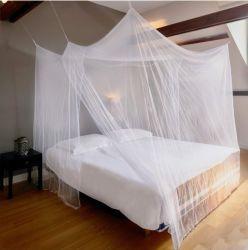 실내 야외 싱글에서 트윈 XL 캠핑 스크린 하우스 럭셔리 사각형 접이식 메쉬 휴대용 걸이형 폴리에스테르 항 곤충 버그 상자 침대 커튼 모스키토 킬러 넷