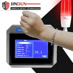 휴대용 자동 비접촉 디지털 인간 바디 오피스 적외선 온도계