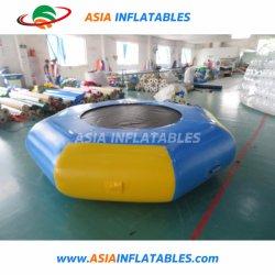 Saut à l'eau populaire lit gonflable Trampoline pour la vente de l'eau
