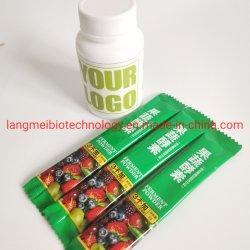 Природные фрукты похудение фермента порошок напиток OEM Private Label