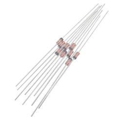 A SMT DIP Electronics Componentes Diodos de germânio 1n34um IC para AM/FM/detectores de TV
