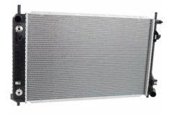 자동 부품 자동차 엔진 냉각 시스템 자동차 부품 물 탱크 Chevrolet Equinox 2009-2009용 라디에이터(OEM 15781369)