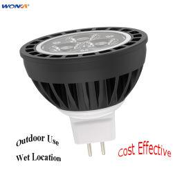 4 Watt le paysage des ampoules à LED MR16
