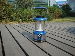 태양등 (803-LED) LED 랜턴 레카레블 솔라 램프 휴대용 솔라 차량용 충전기와 CE 인증을 받은 랜턴