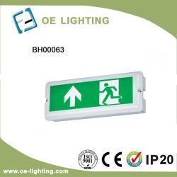 6W LED Notausgang-Zeichen mit Fabrik-Preis